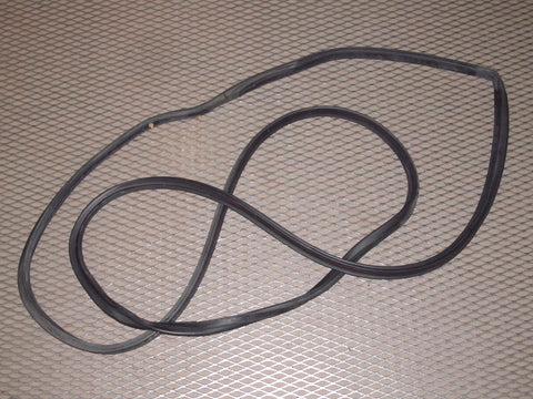 89 90 91 Mazda RX7 OEM Door Weather Stripping Rubber Seal - Right