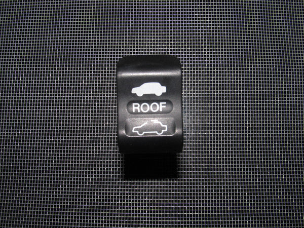 94-01 Acura Integra OEM Black Moon Roof Sunroof Switch