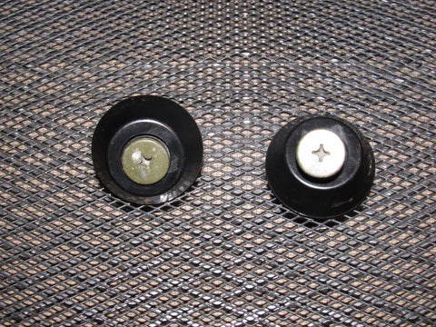 99 00 Mazda Miata OEM Convertible Top Rubber Stopper Set