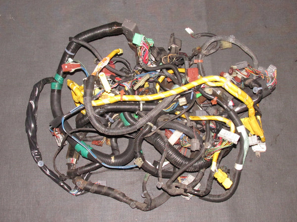 93 94 95 Honda Del Sol OEM B16 Dash Wiring Harness B Wire Harness on