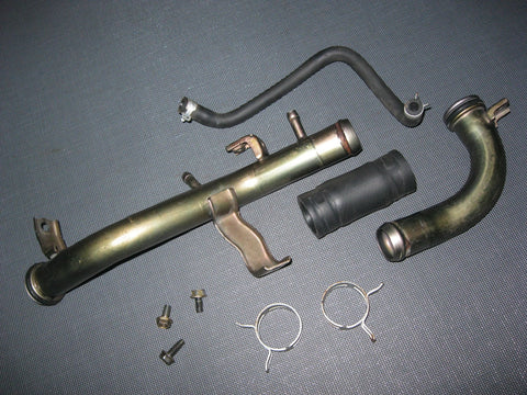 JDM 01-08 Honda Fit L13A i-Dsi Engine Coolant Water Tube
