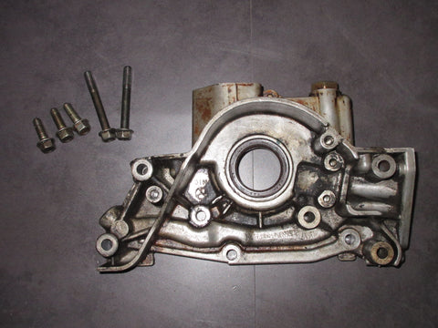 91 92 Mitsubishi 3000GT 3.0L DOHC OEM Engine Oil Pump