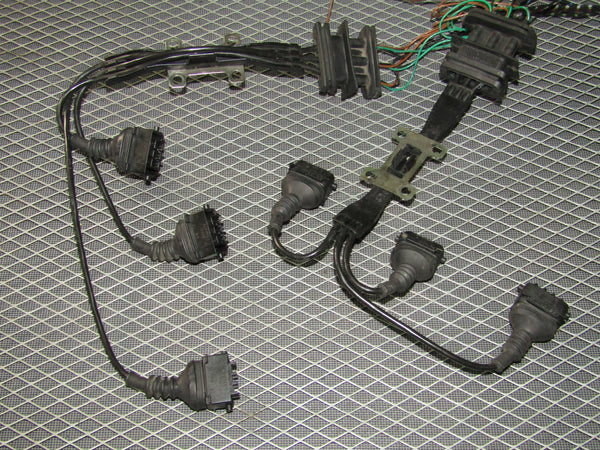 92 93 94 95 bmw 325 oem ignition coil wiring harness - 2 5l –  autopartone com
