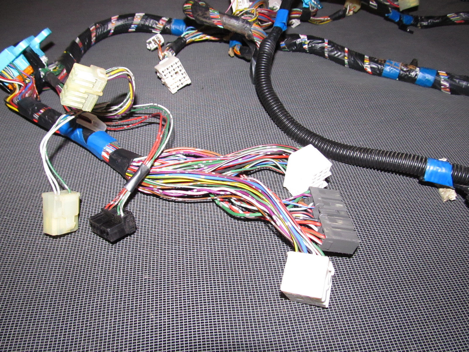Diagram Toyota Oem Wiring Harness