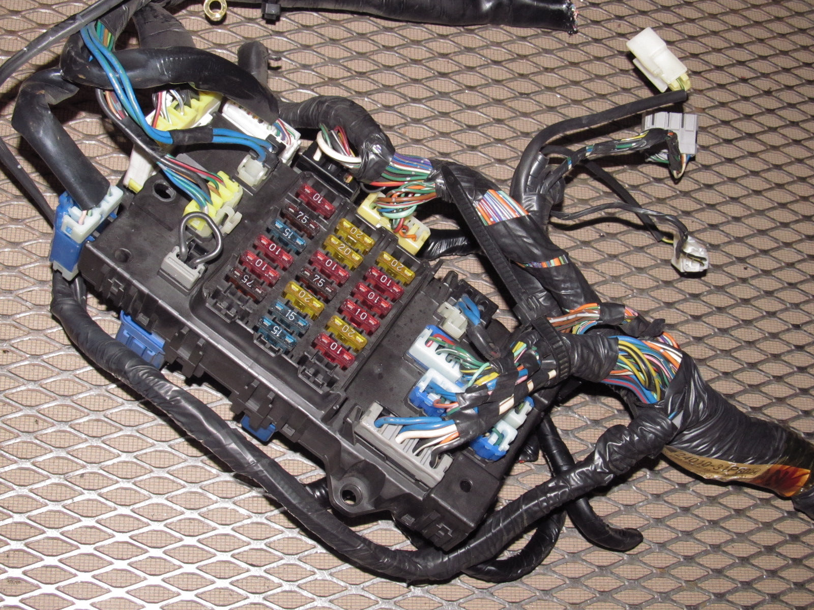 1991 Nissan 300zx Fuse Box Wiring Diagrams