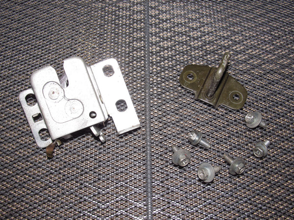79 80 Datsun 280zx OEM Hatch Trunk Latch Assembly