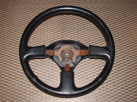 1988 Mazda RX7 OEM Convertible Steering Wheel