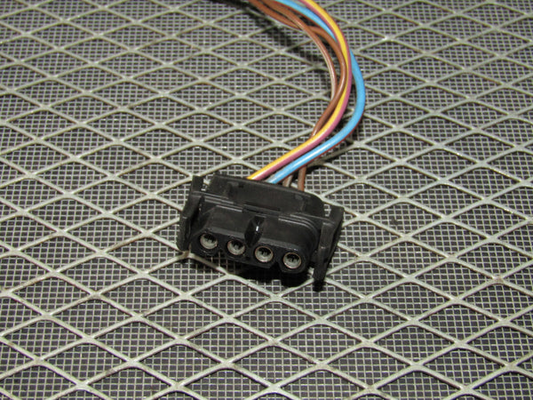 Brilliant 92 93 94 95 Bmw 325 Oem At Brake Pedal Switch Pigtail Harness Wiring 101 Capemaxxcnl