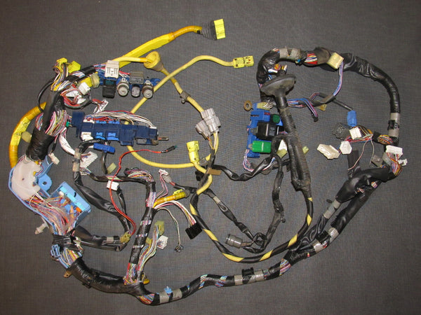 1990 Toyota Supra OEM Dash Heater System Wiring Harness