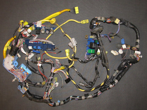 89 toyota wiring harness trusted wiring diagram rh dafpods co 1989 toyota supra wiring harness 1990 toyota supra wiring harness