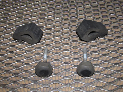 99-04 Ford Mustang OEM Hood Rubber Stopper Set