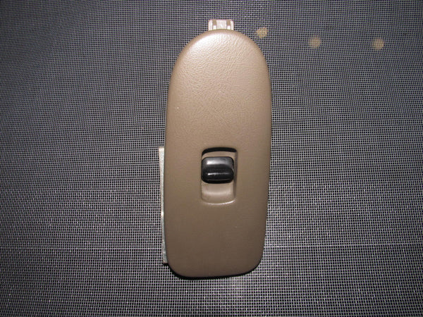 94-01 Acura Integra OEM Brown Window Switch - Passenger's Side - Right