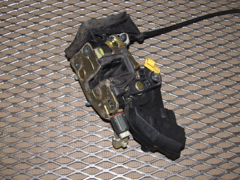 99-04 Ford Mustang OEM Door Latch Lock & Actuator - Left