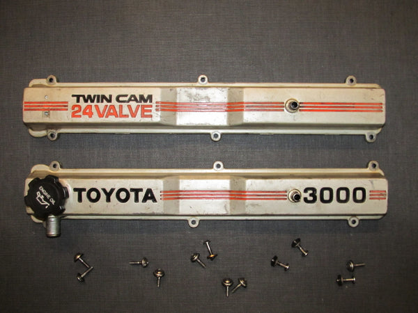 89 90 91 92 Toyota Supra 7M-GE Engine Valve Cover Set