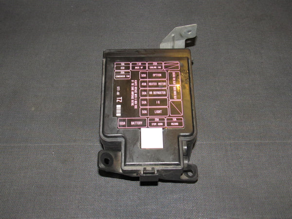 1992 integra fuse box diagram 94 95 96 97 98 99 00 01 acura integra oem engine fuse box ... 95 integra fuse box diagram #4