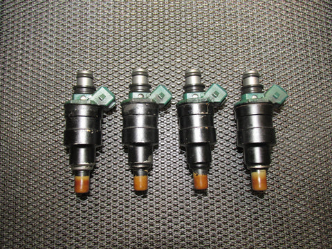 85 86 87 88 89 Toyota MR2 OEM 4AGE Fuel Injector - Set