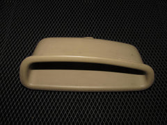 90-93 Acura Integra OEM Tan Door Handle Pouch - Passenger's Side - Right