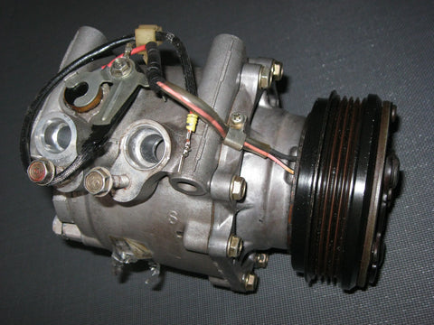 JDM 96-00 Honda Civic D15B1 None Vtec A/C Compressor & Clutch