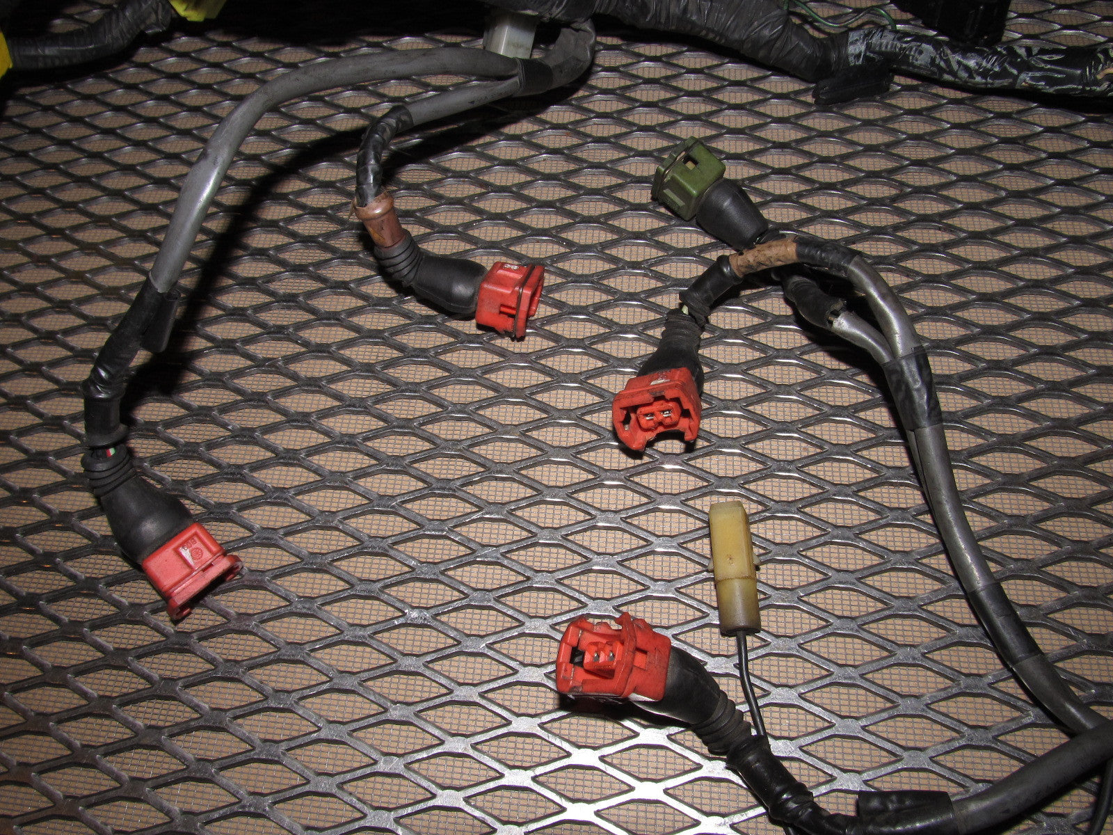 88 Mazda Rx7 Oem Engine Wiring Harness