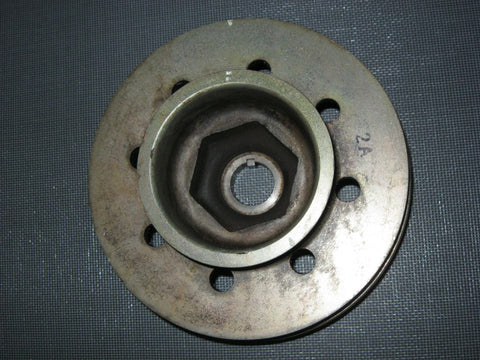 JDM 96-00 Honda Civic D15B1 None Vtec Crankshaft Harmonic Pulley