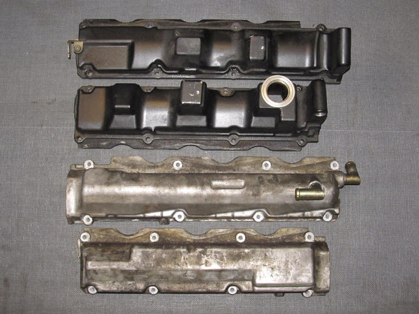 90-96 Nissan 300zx OEM Engine Valve Cover Set