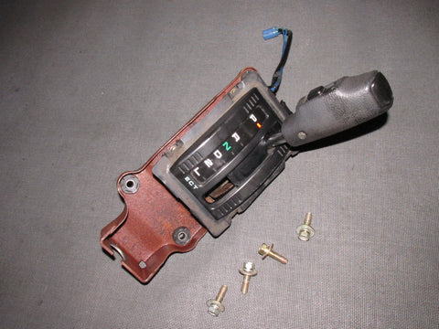 85 86 87 88 89 Toyota MR2 OEM A/T Shifter Assembly