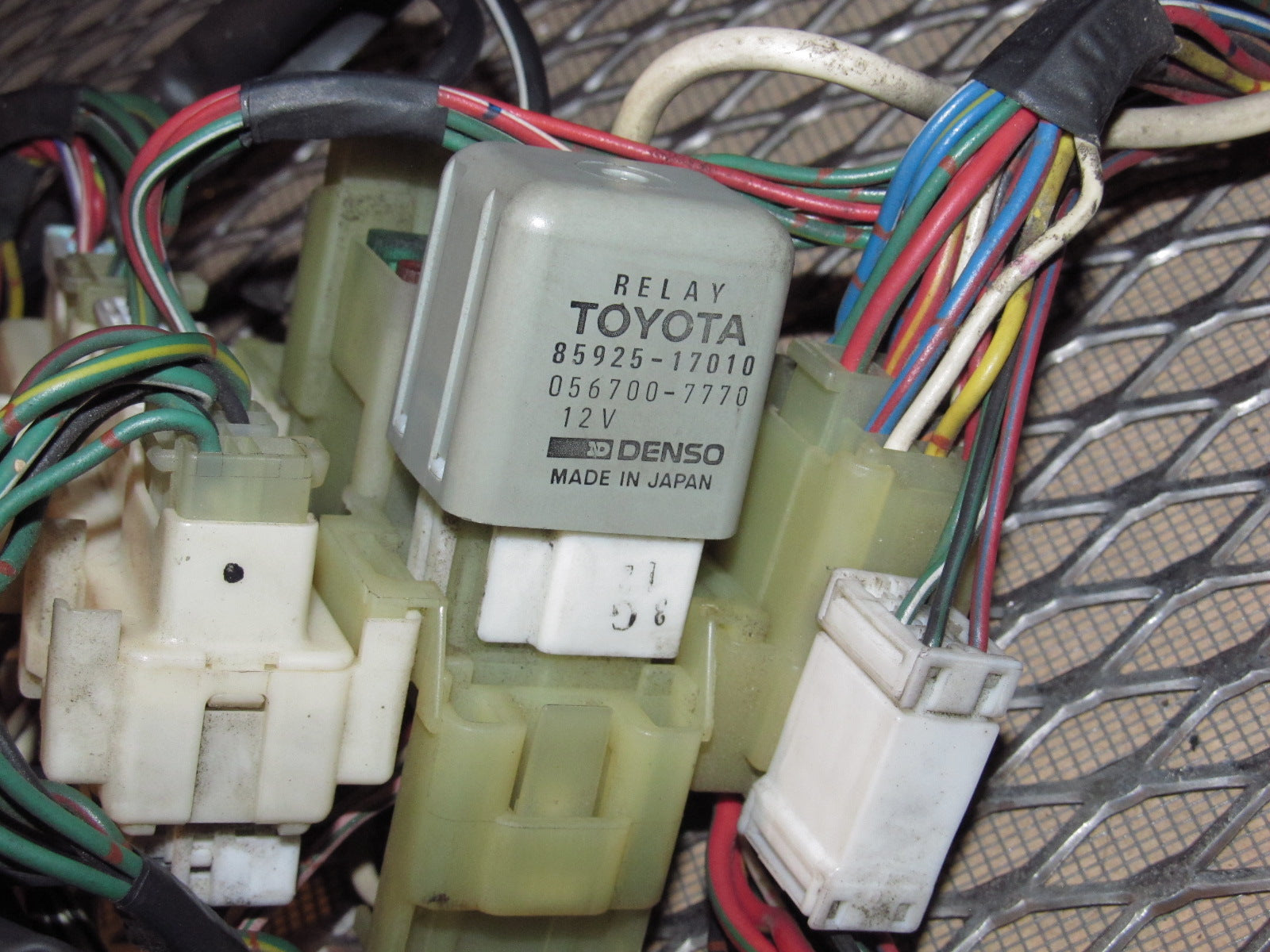 1985 Toyota Mr2 Fuse Box Trusted Wiring Diagrams 85 4runner 88 Basic Diagram U2022 New