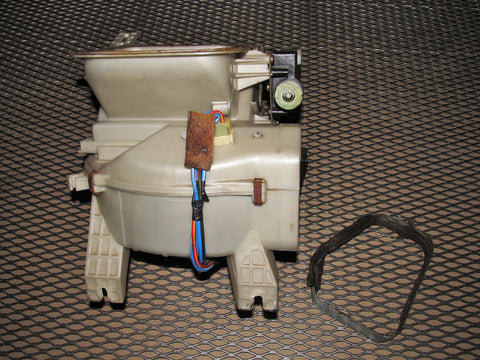 86 87 88 Mazda RX7 OEM A/C Heater Blower Motor & Box