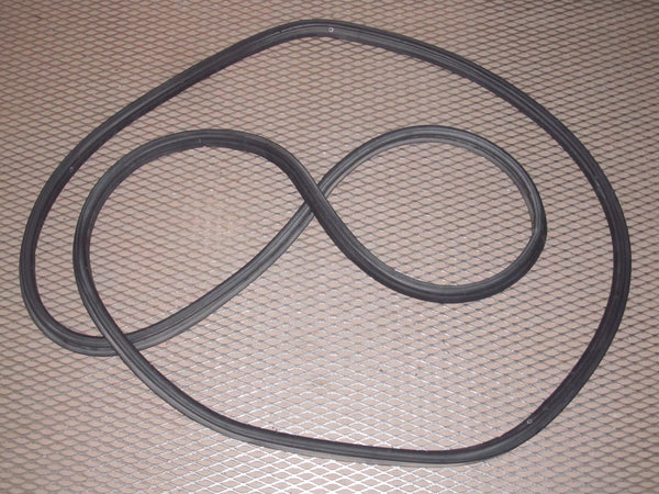 89 90 91 Mazda RX7 OEM Hatch Door Weather Stripping Rubber Seal