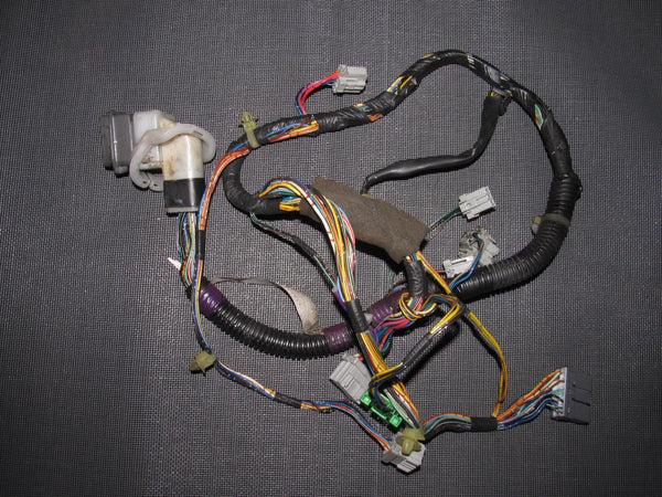 94-01 Acura Integra OEM Coupe Door Wiring Harness - Driver's Side - Left