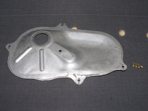 97 98 99 00 01 Honda Prelude OEM Interior Fuel Pump Cover