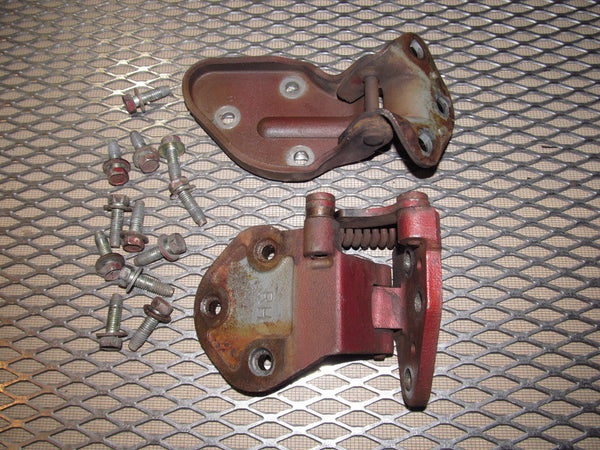 79 80 Datsun 280zx OEM Door Hinges - Right Set