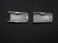 90-93 Toyota Celica OEM Gray Interior Handle Trim Cover - Passenger's Side - Right - 2 pieces