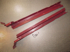 79 80 Datsun 280zx OEM Door Sills Cover - Set 2+0
