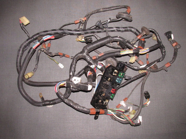 Mr2 Wiring Harness - Wiring Diagram Dash on suspension harness, obd0 to obd1 conversion harness, fall protection harness, dog harness, oxygen sensor extension harness, pony harness, safety harness, maxi-seal harness, amp bypass harness, engine harness, alpine stereo harness, cable harness, electrical harness, pet harness, battery harness, nakamichi harness, radio harness,
