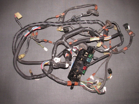 85 86 87 88 89 Toyota MR2 OEM 4AGE Hood Fuse Box Wiring Harness