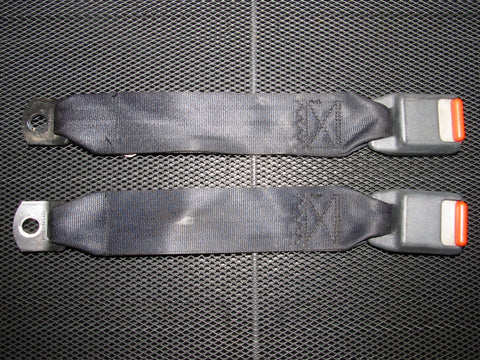 94 95 96 97 98 99 Toyota Celica Convertible Rear Seat Belt Buckle Set