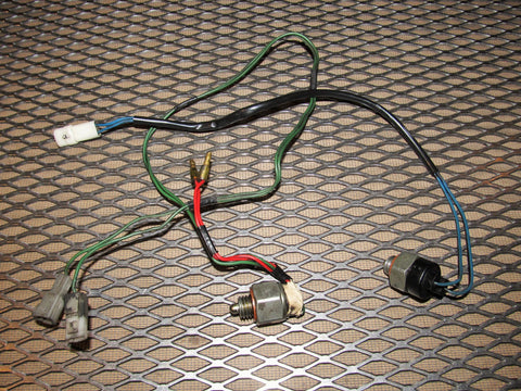 86 87 88 Mazda RX7 OEM M/T Transmission Solenoid & Switch