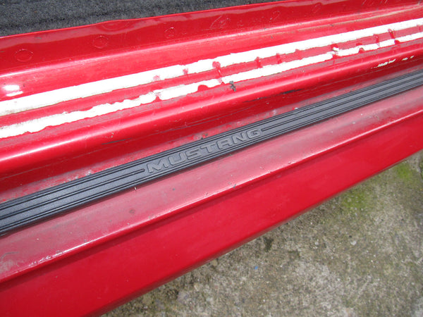 99-04 Ford Mustang OEM Door Sills Moulding - Left