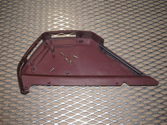 79 80 Datsun 280zx OEM Dash Air Vent Bezel Cover - Right