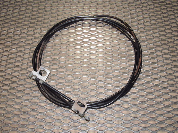 79 80 Datsun 280zx OEM Hatch Trunk Release Cable - 2+0