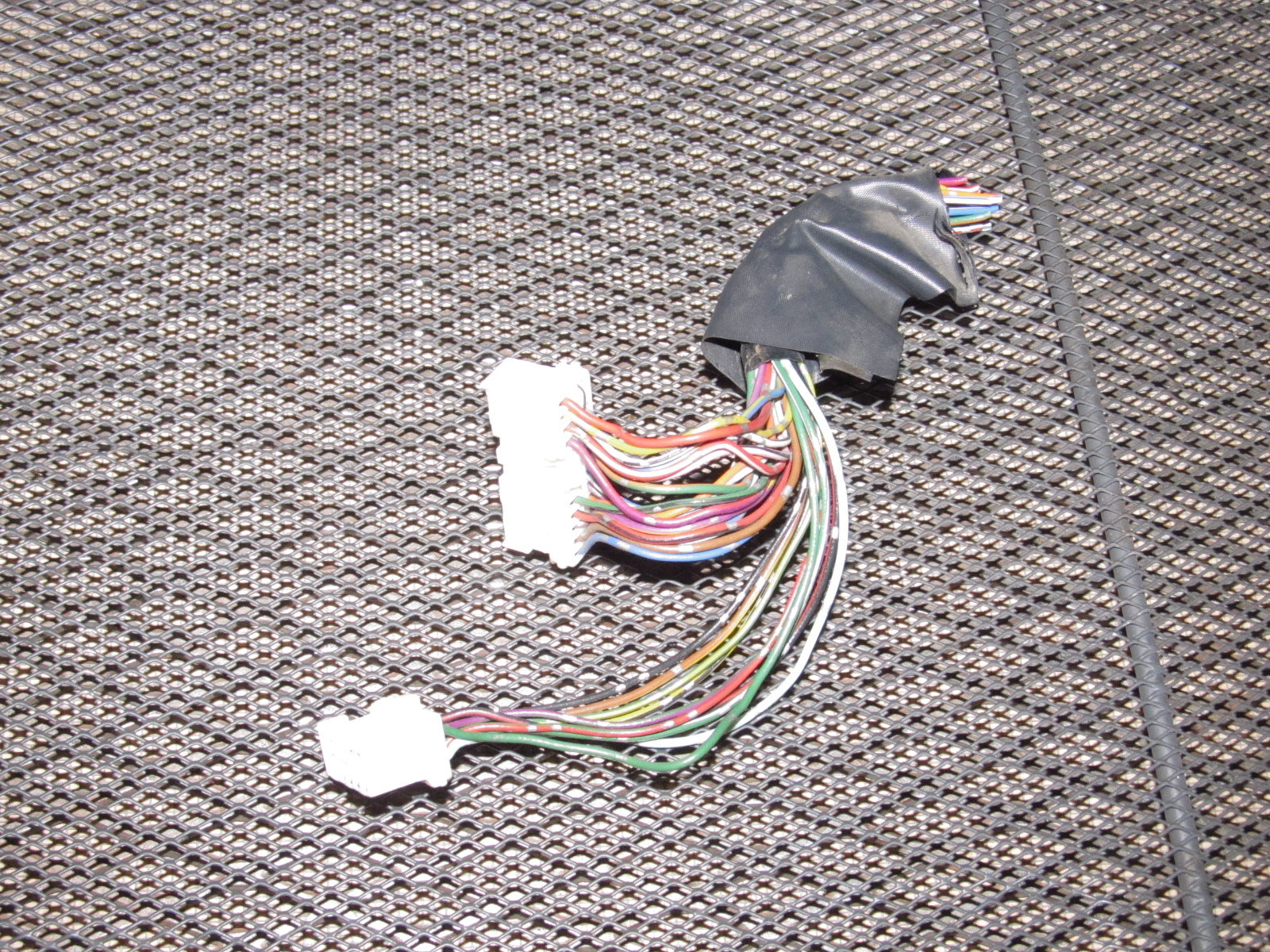 89 90 91 92 Toyota Supra OEM Climate Control Pigtail Harness Climate Wire Harness Car on