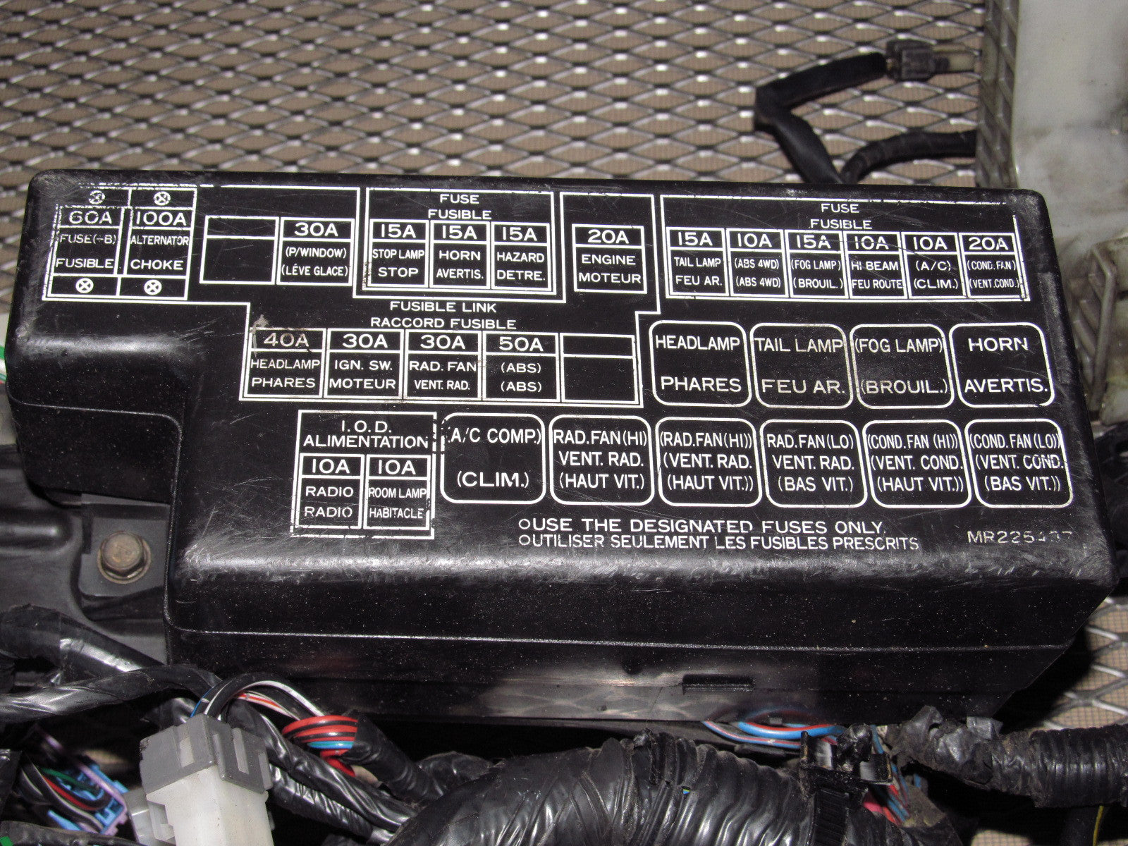 97 Explorer Engine Wiring Harness Trusted Diagrams Fuse Box 98 Eclipse Enthusiast U2022 2002 Impala
