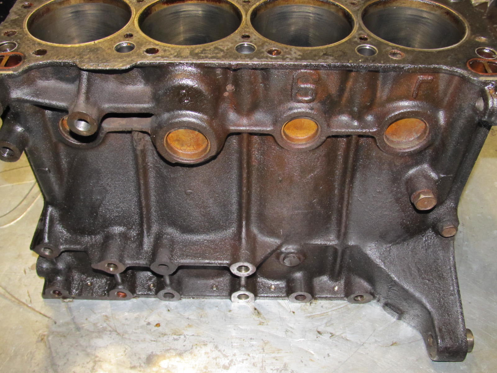 90-93 mazda miata oem 1 6l engine block
