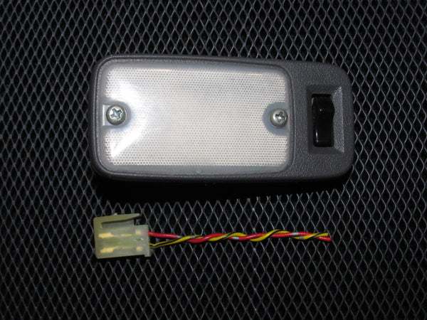 86-92 Toyota Supra OEM Gray Hatch Trunk Lamp Light