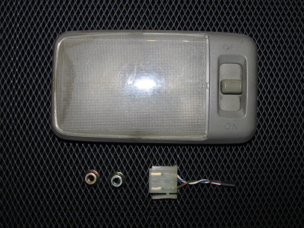 90-93 Acura Integra OEM Light Gray Courtesy Map Light Lamp
