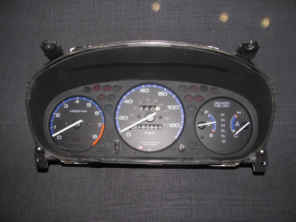 96 97 98 99 00 Honda Civic D16Y8 OEM Speedometer Gauge