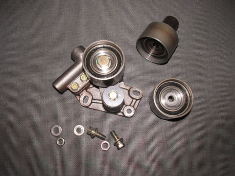 90 91 92 93 94 95 96  Nissan 300zx OEM Tensioner & Tension Pulley Set