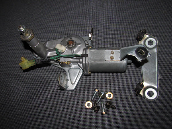 94-01 Acura Integra OEM Coupe Rear Wiper Motor with Bracket