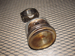 79 80 Datsun 280zx OEM Piston & Connection Rod